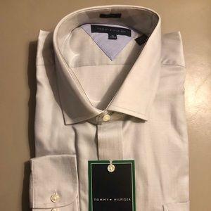 NEW !!! Slim Fit Dress Shirt